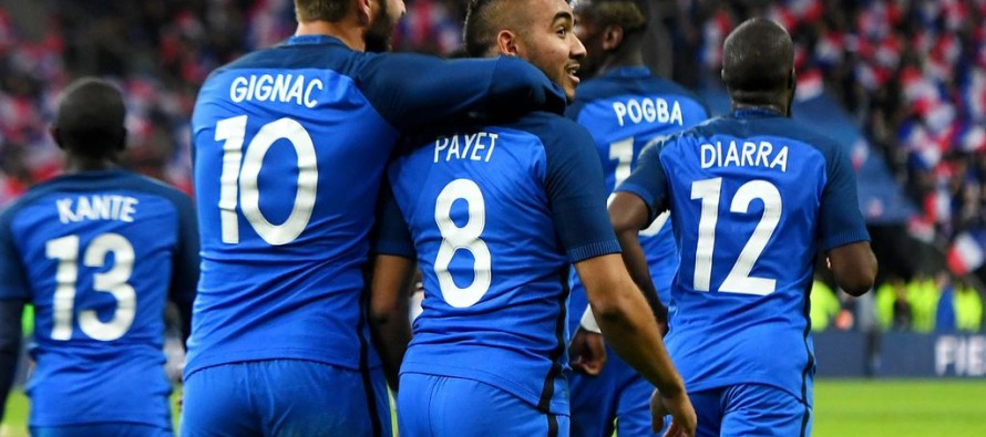 Five things about France before Euro 2016