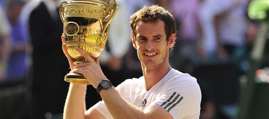 'Champagne on ice' for Wimbledon, says Murray