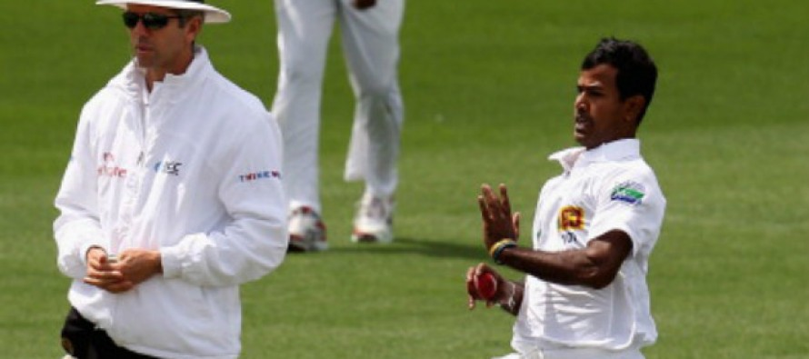 Kulasekara announces retirement from test matches