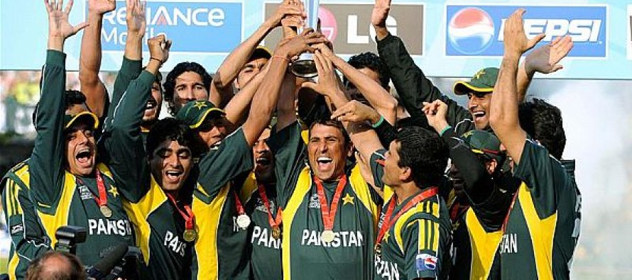 21 June, 2009—When Pakistan lifts the gold in Lord's
