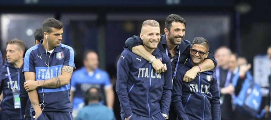 Italy must be brave against Belgium – Buffon