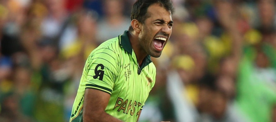 Wahab Riaz celebrates his 31st birthday