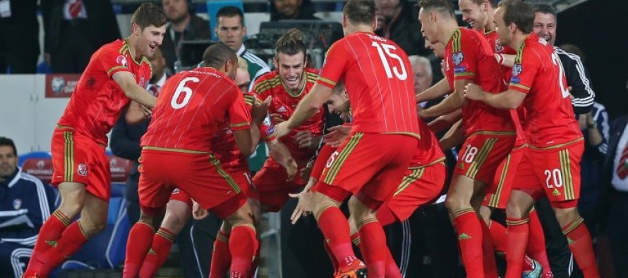 Wales edge closer to first semi-final after 58-year wait