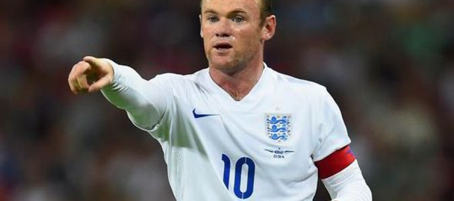 Experienced Rooney keen to lead England's youngsters at Euros