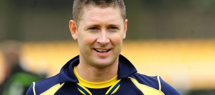 Clarke rules out his possible return to domestic cricket