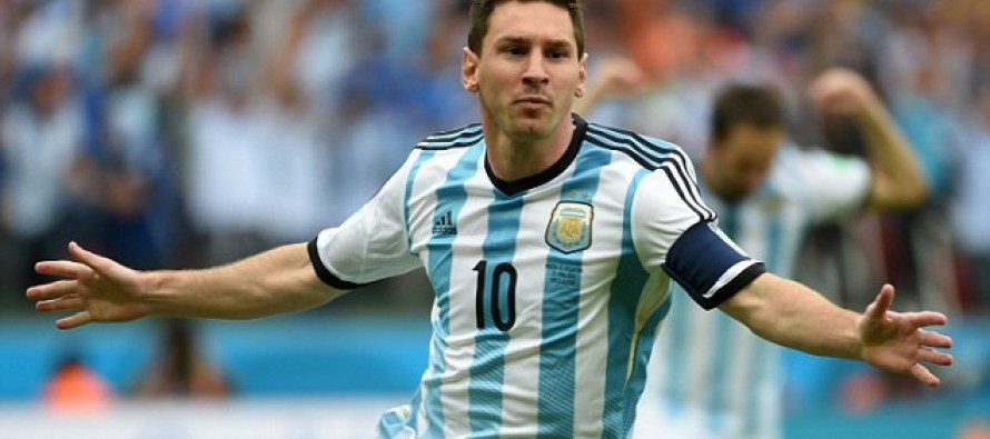 Messi more determined than ever to win with Argentina