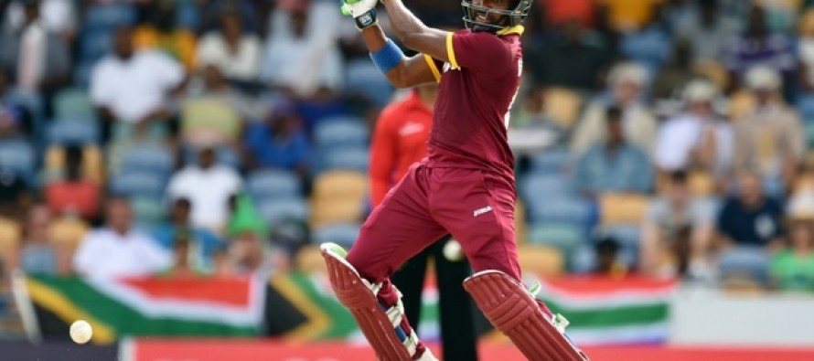 West Indies topple South Africa in Tri-Nation