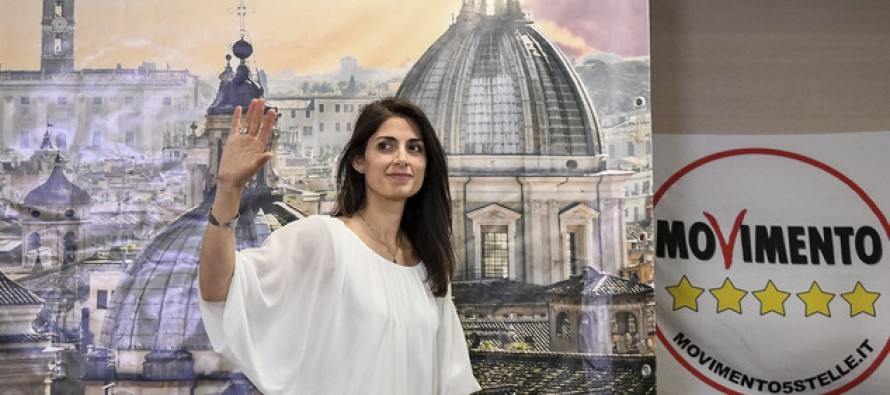Raggi maintains her opposition to Olympic 2024 bid
