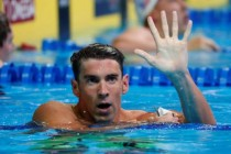 Phelps doing it his way on Road to Rio