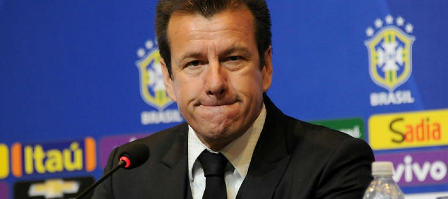 Brazil sack coach Dunga after Copa exit