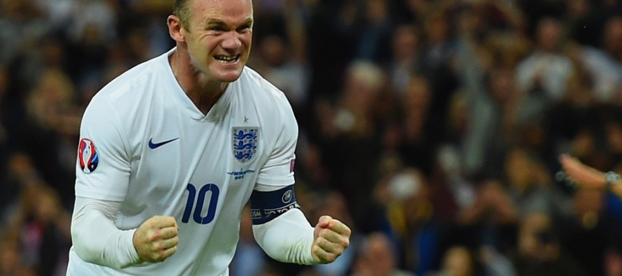 England can win Euro 2016, says captain Rooney