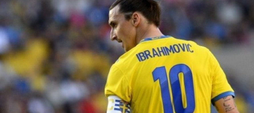 Ibrahimovic could use days off to sign for United – Sweden coach