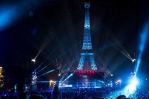 France kicks off Euro 2016 party with Eiffel Tower gig