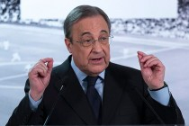 Florentino Perez calls for a revamped Champions League format