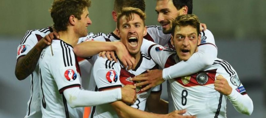 National team 'no longer German', says right-wing leader