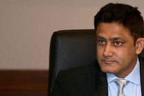 Kumble applies for India coaching job – reports