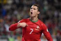 Ronaldo 'best in the world', says Cedric