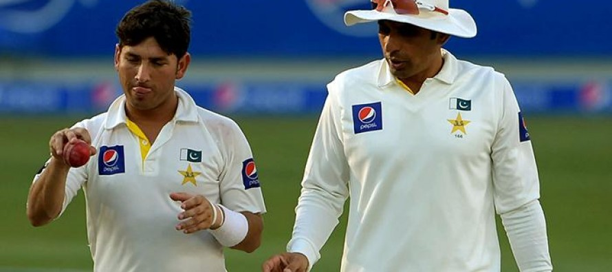 Misbah considers Amir and Yasir Shah as his trump cards