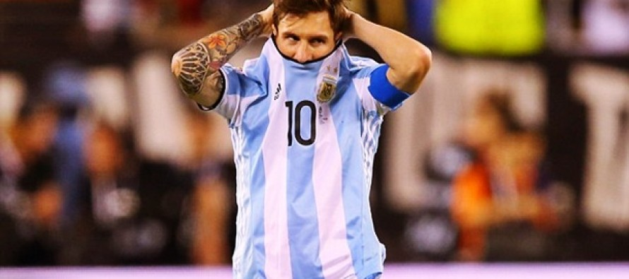 Argentina begs Messi not to quit
