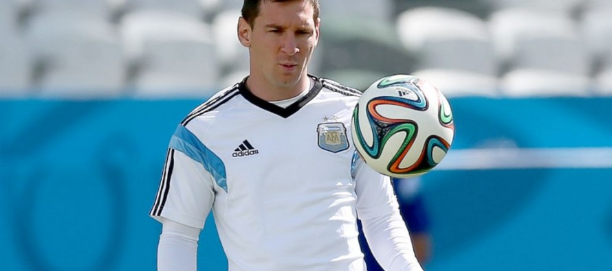 Messi could return for second game – Martino