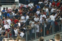 UEFA charges Russia after England match violence