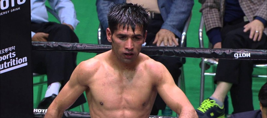 Waseem's title fight venue changed