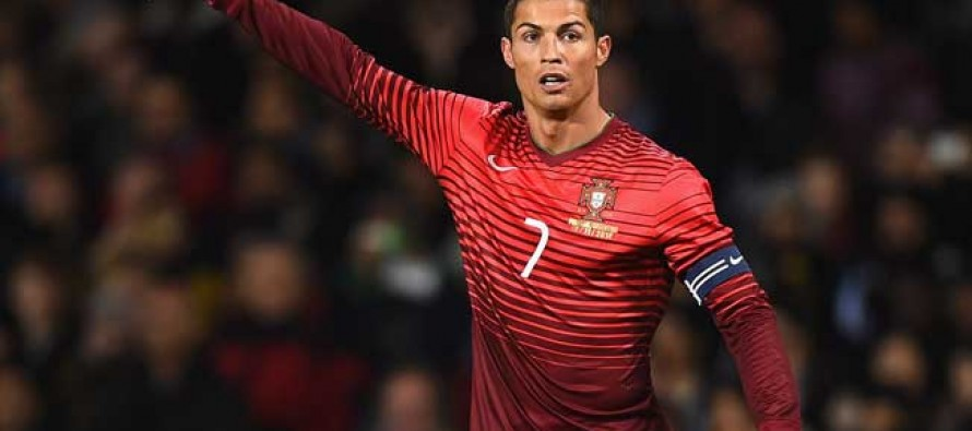 Ronaldo urges Portugal to stay grounded after Estonia romp
