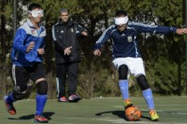 'Blind Messi' sees Paralympic gold for Argentina