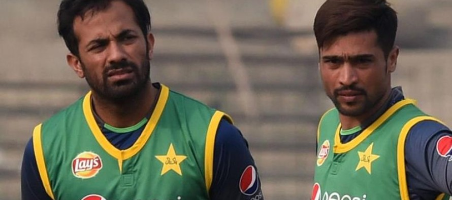 We are behind Amir whenever he needs us, says Wahab