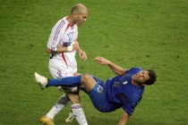 Zidane regrets headbutting Materazzi