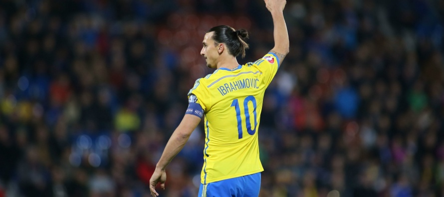 Ibrahimovic to quit international duty after Euro 2016