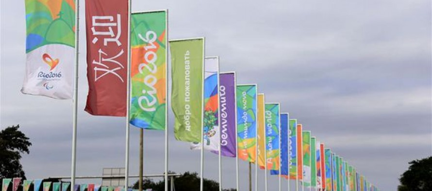 Rio 'ready to welcome world:'Olympics committee