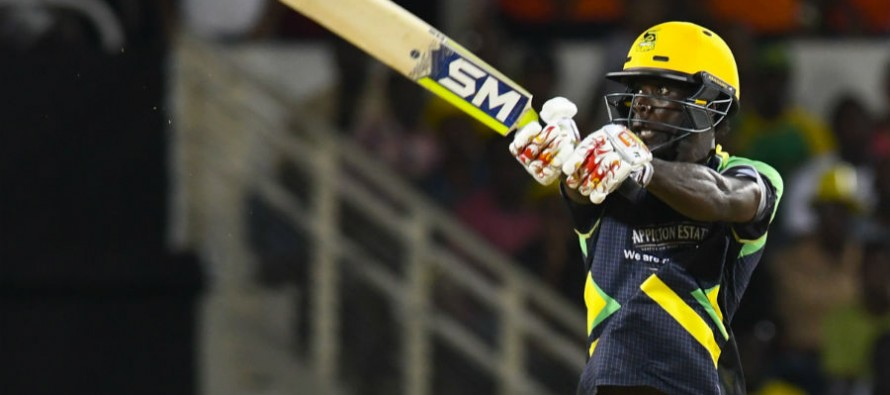 Emrit succeeds Guptill as Jamaica make CPL knockouts
