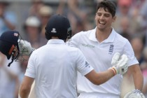 England dominates as Cook and Root score tons
