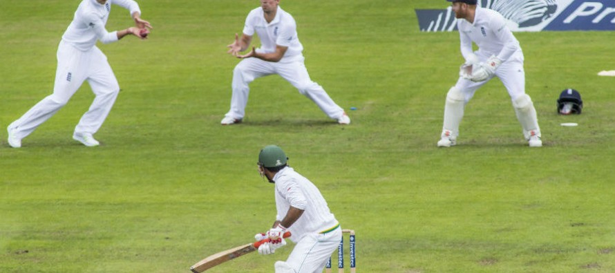 Pakistan on brink of following on against England