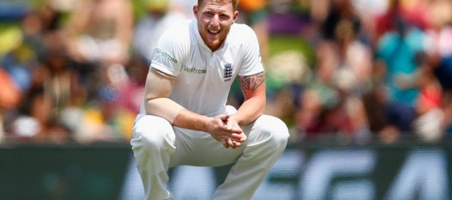 England's Stokes out of 4th day against Pakistan