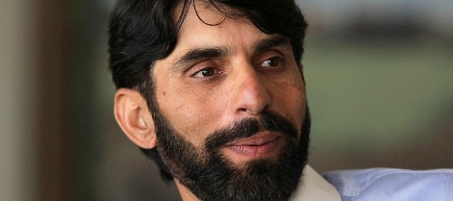 Captain Misbah-ul-Haq says the entire Pakistan setup is supporting Amir
