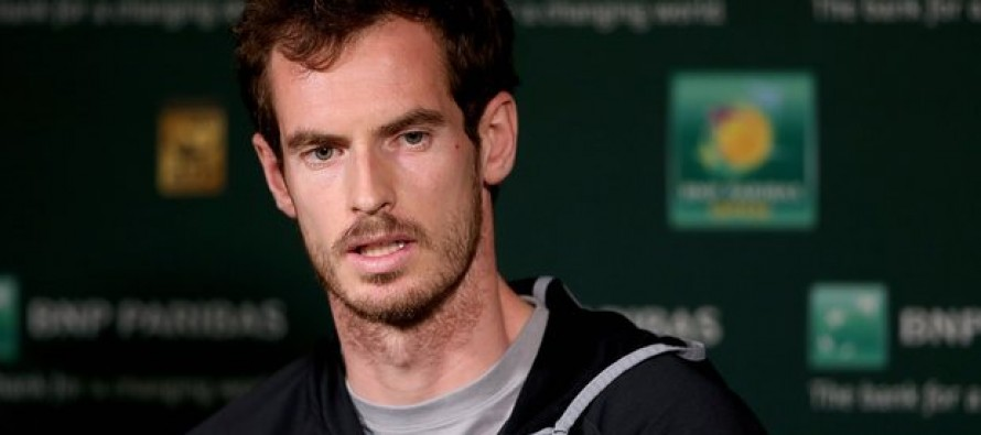 Murray pulls out of Toronto event to focus on Rio