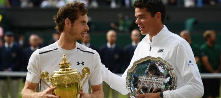 Raonic latest to be puzzled by 'Big Four'