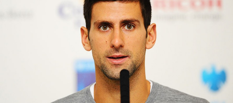 Djokovic says Wimbledon flop behind him