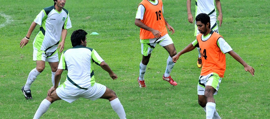 Pakistan dropped to 194th rank in FIFA World Ranking