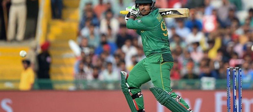 Sharjeel Khan and Fakhar Zaman steer Pakistan 'A' to a convincing victory