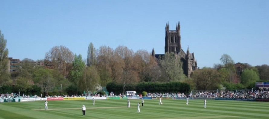 2-day practice match between Worcestershire and Pakistan begins today