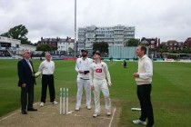 Side match: Pakistan batting first at Hove after losing toss