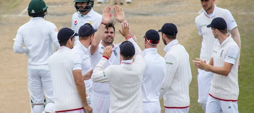 England levels series with a thumping victory at Old Trafford