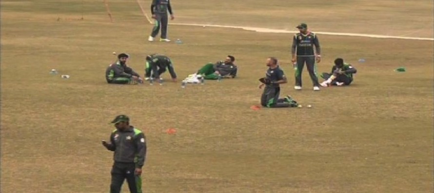 Training camp for ODIs against England to begin next week