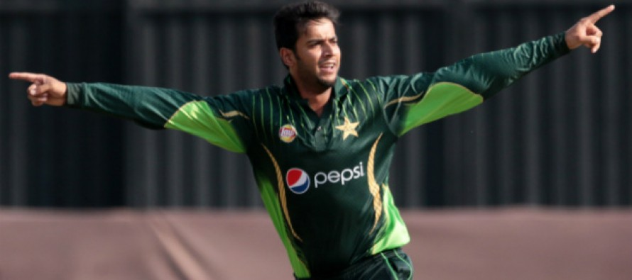 Imad Wasim refuses to wear shirt branded with alcohol sponsor