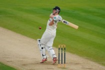 Glamorgan youngster smashes record-equalling double-hundred