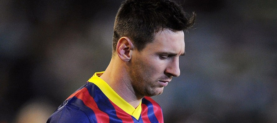 Barcelona's Messi to appeal tax fraud sentence