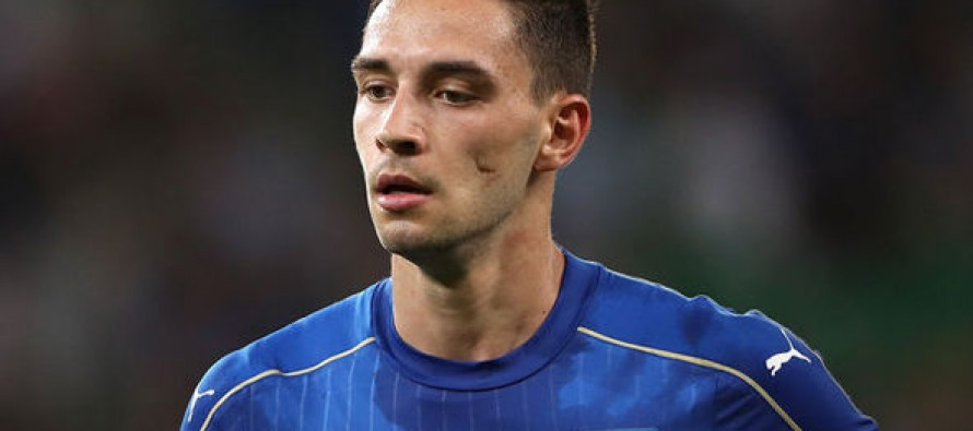 De Sciglio relishing Italy chance against Germany
